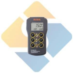 Hanna HI93531R K-Type Thermocouple Thermometer