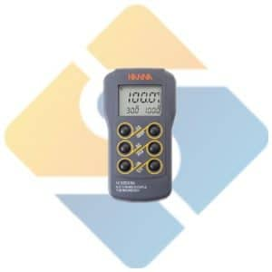 Hanna HI93551N  Single Channel K, J, T-Type Thermocouple Thermometer