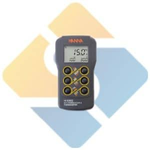Hanna HI93552R  Dual Channel K, J, T-Type Thermocouple Thermometer