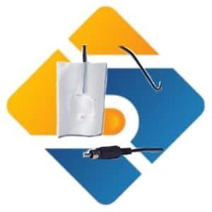 Hanna HI765BP1 Thermistor Probe for Stacked Goods