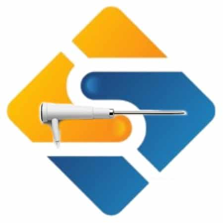 Hanna HI762PWL Sharp Tip Penetration Thermistor Probe with Handle