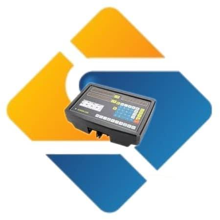 JCS900-2AE 50mm/100mm High Precision Digital Readout DRO 2 axis lathe
