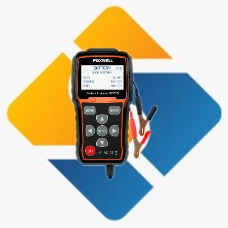 Foxwell BT705 12V 24V Car truck Battery Tester Diagnostic Analyzer