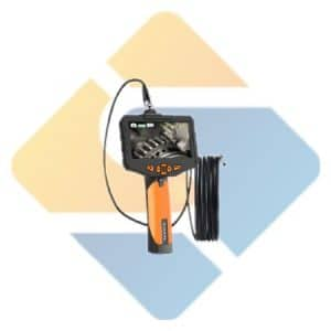NTS300 LCD 4.3″ Digital Snake Camera Inspection Endoscope 1m cable