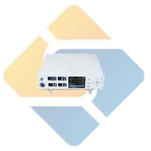 Vet Veterinary hewan Blood pressure Monitor+SPO2+NIBP+PR CMS5000B