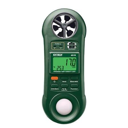 Extech 45170 4-in-1 Environmental Meter