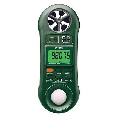 Extech 45170CM 5-in-1 Environmental Meter
