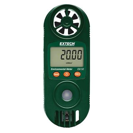 Extech EN150 11-in-1 Environmental Meter with UV