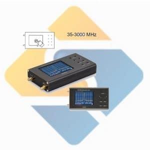 Portable RF Spectrum Analyzer Arinst Spectrum Explorer SSA-TG R2 3GHz