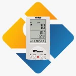 Extech CO50 Desktop CO (Carbon Monoxide) Monitor