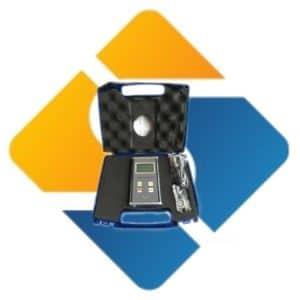 Landtek VM-6370 Digital Vibration Meter Moving Machinery Imbalance