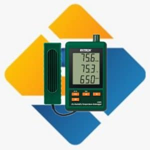 Extech SD800 CO2, Humidity and Temperature Datalogger