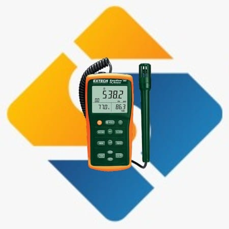 Extech EA80 EasyView Indoor Air Quality Meter/Datalogger