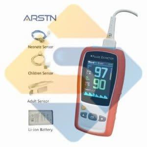 H380 Neonate newborn infant handheld pulse Oximeter SPO2 PR Heart Rate