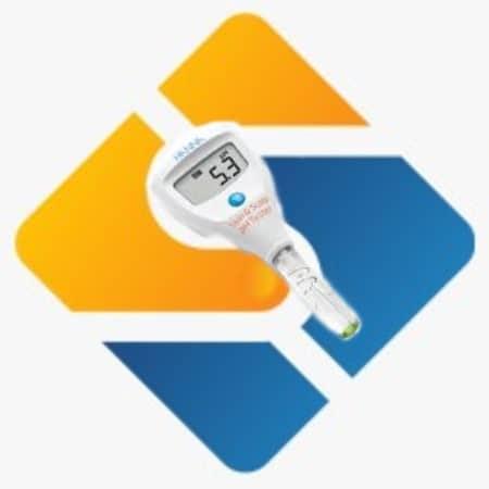 Hanna HI981037 Skin and Scalp pH Tester