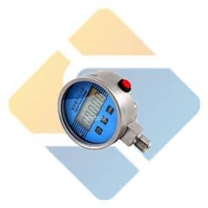 Pressure gauge digital 0-100MPa Stainless Steel High Pressure YB-100A