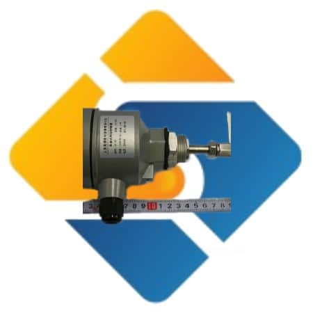 The rotary material level switch 24VDC type C industrial limit sensor