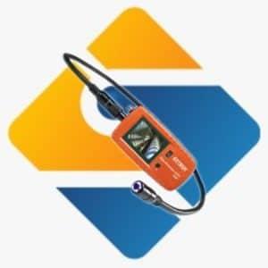 Extech BR50 Video Borescope/Camera Tester