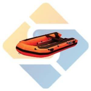 Perahu Karet 350 PVC