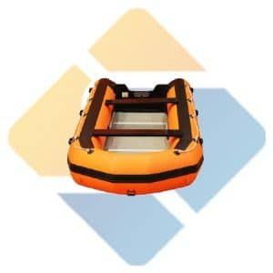 Perahu Karet 400 PVC