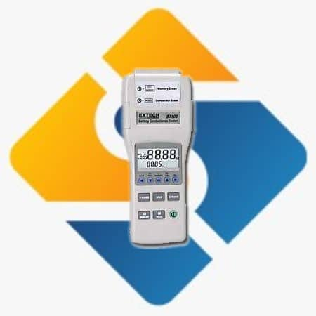 Extech BT100 Battery Capacity Tester