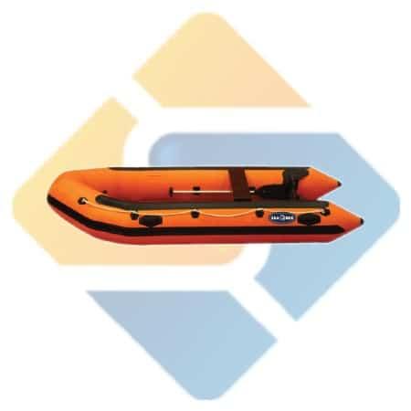 Perahu Karet 475 PVC