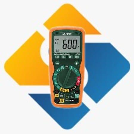 Extech AUT500 14 Function Automotive Digital Multimeter