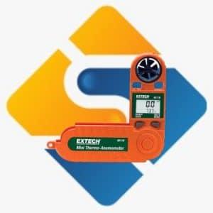 Extech 45118 Mini Thermo-Anemometer