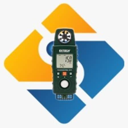 Extech EN510 10-in-1 Environmental Meter