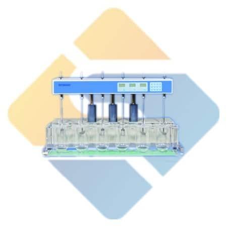RC-6 Dissolution Tablet tester alat uji kelarutan tablet pharmasi