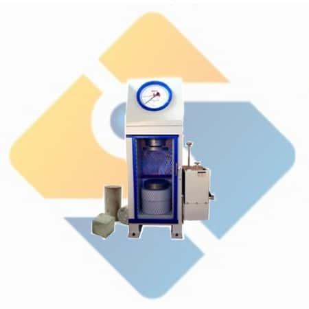 Compression machine 2000 kN Analog