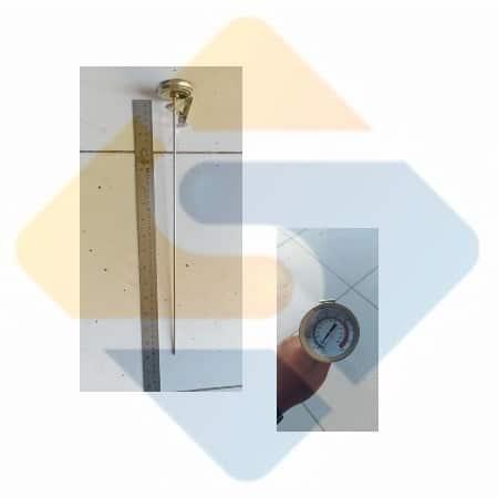 Thermometer Aspal Panjang 40 cm