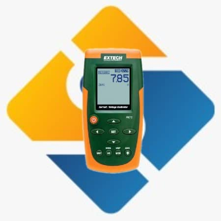 Extech PRC15 Current and Voltage Calibrator Meter