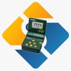 Extech 412300A Current Calibrator Meter