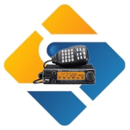 Icom IC-2300H