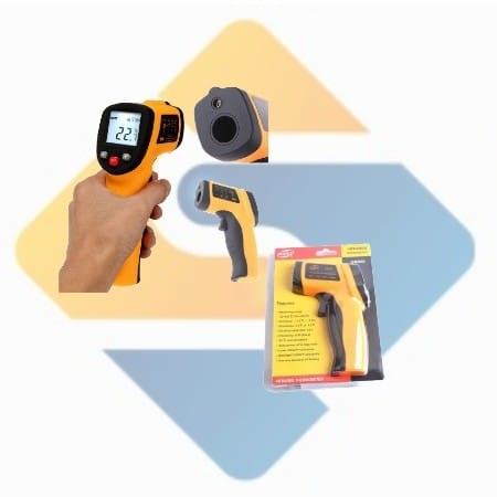 Benetech IT550 Infrared Thermometer