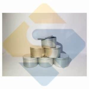 Thin Box Or Cawan Alumunium