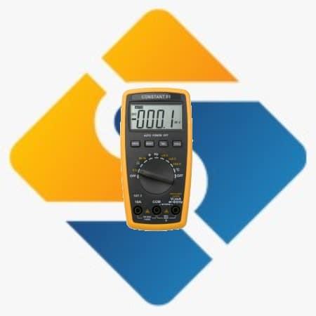 Constant 89 Digital Multimeter