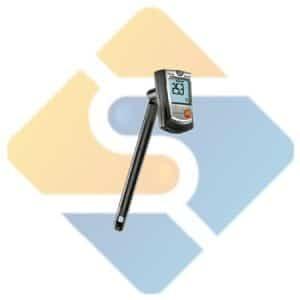 Testo 605-H2 Stick Thermohygrometer