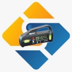 Digipas DWL80E Pocket-Size Digital Level