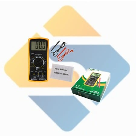 Digital Multimeter BEST 9205A