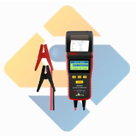 Ancel BST500 Battery Tester with Thermal Printer
