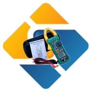 Mastech MS2015A Clamp Multimeter