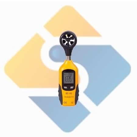 Anemometer D81 Wind Speed Meter