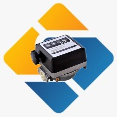 Diesel Gasoline Flow meter FM-120