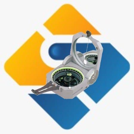 Brunton 5010 GEO Pocket Transit Compass