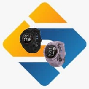 Garmin Instinct Solar Rugged GPS Smartwatch