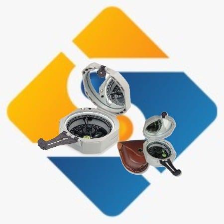 Brunton 5008 ComPro Pocket Transit Compass
