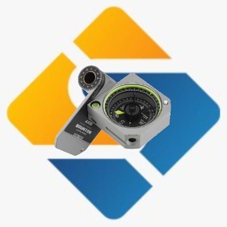 Brunton 5012 AXIS Pocket Transit Compass
