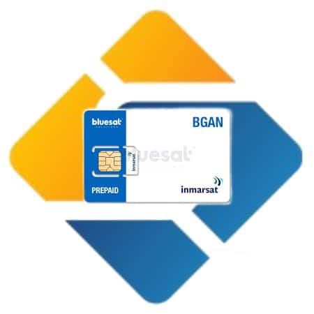 Inmarsat BGAN Explorer Airtime Prepaid Simcard 50 Units